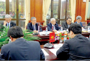 Strengthening Vietnam-Thailand agricultural cooperation
