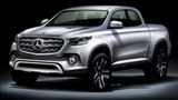 mercedes pickup could have nissan dna