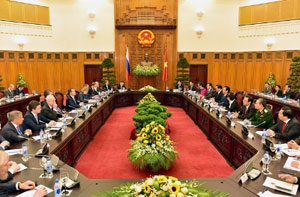 VN, Russia head to trade turnover of US$10 bln by 2020