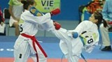 vietnam ranks first at sea karatedo competition