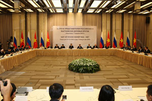 New impulse for promoting VN-Russia economic ties