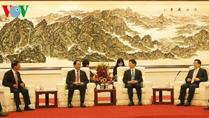 China, VN enhance security cooperation