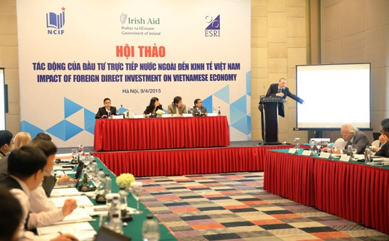 VN disburses US$10 bln in FDI every year