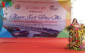 Thanh Hoa province launches river tours