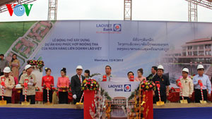 Work starts on Vietnam-invested complex in Vientiane