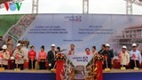 work starts on vietnam invested complex in vientiane
