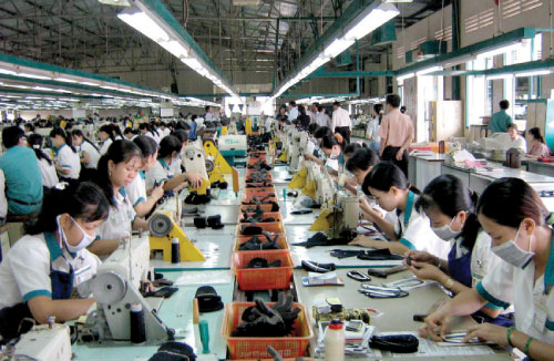 Footwear material production needs investment