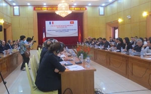 Vietnam, France vow to remove trade barriers
