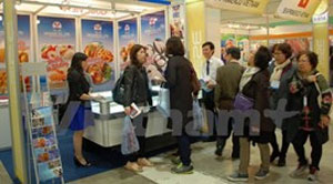 Vietnam attends Seoul Seafood Show 2015