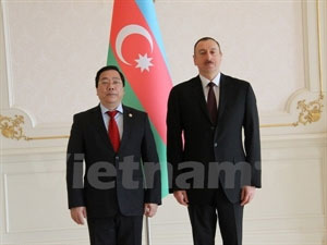 Vietnam, Azerbaijan look to enhance partnership