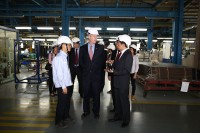 us ambassador to vietnam visits fords hai duong assembly plant