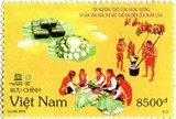 issue stamp collection on hung kings worship rituals