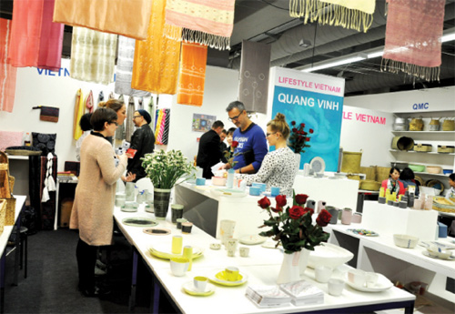 Ambiente 2016: Ideal place for handicraft makers