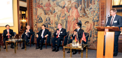 Germany-Vietnam trade and investment promising
