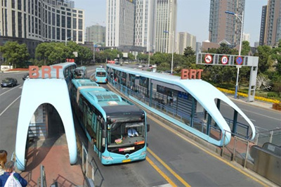 Hanoi to launch eight bus rapid transit routes