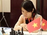 vietnam womens team beat iran to lead asian chess cup