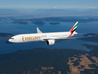 emirates increases capacity to london adds 10th daily service
