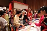 vietnam attends asia pacific ladies charity fair