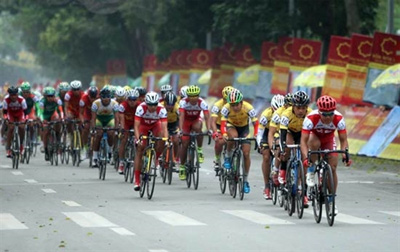 HCM City Television Cycling Cup race to begin this weekend