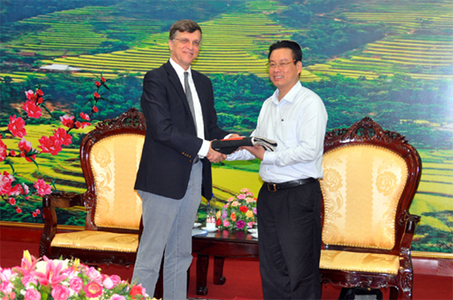 Australia helps Ha Giang alleviate poverty