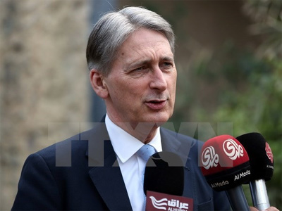 UK Foreign Secretary's visit aims to enhance cooperation with Vietnam