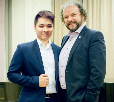 Vietnamese singer becomes champion of int'l opera contest
