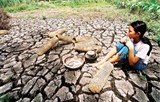 leveraging intl aid to combat drought salinity
