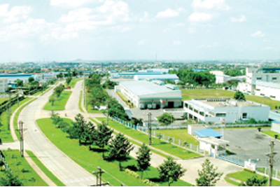 Dong Nai reaches halfway point of FDI
