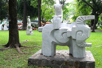 First contest for public-sculpture design launched