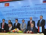 vietnam russia sign deals on further oil and gas exploitation