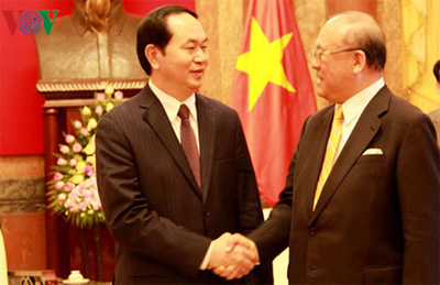 Vietnam treasures ties with Japan