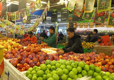CPI picks up slightly in April