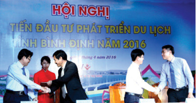Binh Dinh attracts tourism investment