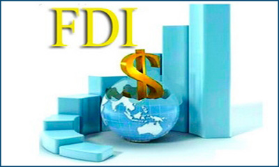 FDI realization in four months up 12%