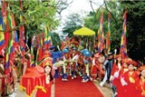 festival honors hung king worshiping rituals