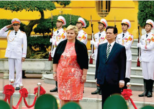 Expanding Vietnam-Norway cooperation