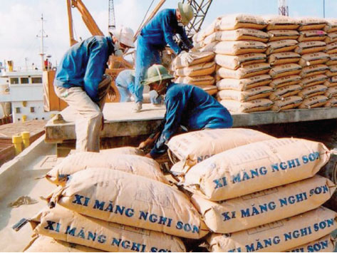 Promoting building  material exports