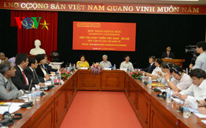 Vietnam-India trade likely to hit US$15 billion by 2020
