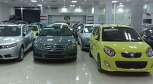 April car sales up, but producers worry