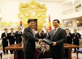vietnam rok sign free trade agreement