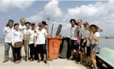 marine litter collection movement in phu quoc