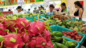 Vietnam farm products introduced in Indonesia