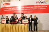 dai ichi life vietnam and hdbank enter into exclusive long term bancassurance partnership
