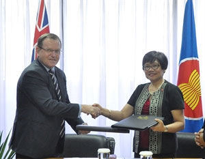 ASEAN, Australia step up disaster management collaboration