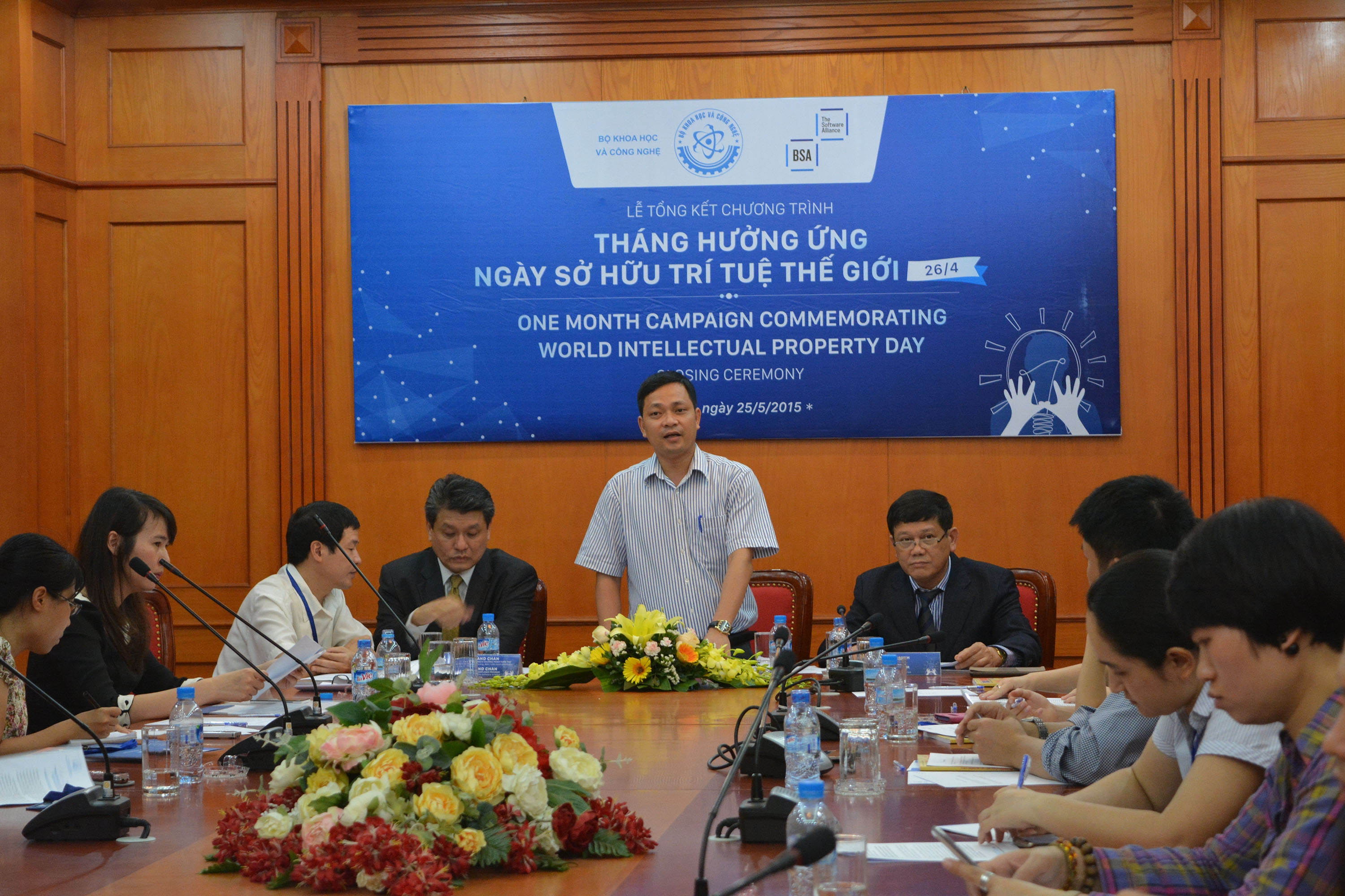 """""""One month campaign Commendating World IP Day"""" promotes IPR Protection in Vietnam"""
