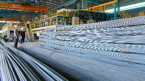Local steel exports thrive in Pakistan
