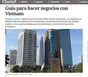 Argentina press hails cooperation opportunities with Vietnam