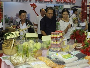 Lao Cai province promotes agricultural exports