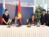 vietnam eurasia economic union sign free trade agreement