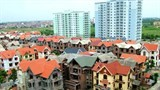 house prices inch up in april